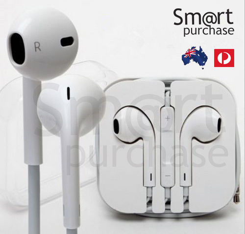 X10 High QualityHandsfree Headphone Earphone MICRemote for Apple  iPhone100%Test